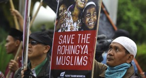 Rohingya Crisis and the Sino-American Cold War