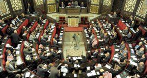 """دستور الجمهورية العربية السورية لعام """"2012"""" وتطور الأوضاع في سوريا"""